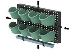 垂直綠化系統